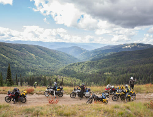Ride Report – IDBDR – Pierce to Burgdorf Hot Springs