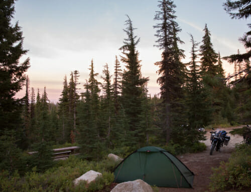 How to Prepare for a Backcountry Adventure Ride