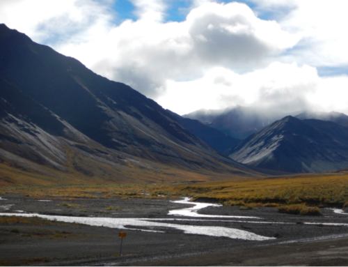 Riding the Dalton Highway