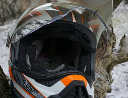 Low-mid priced DS Helmet Review by Lukas Eddy